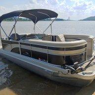 Boats trolling pontoon motors for Best Minn