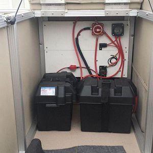Blue Seas Mini Add A Battery Install