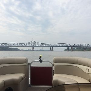 On The Mississippi100915