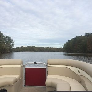 Fall cruising on the Pearl 11-15-15