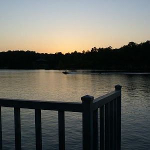 Vacationing on Lewis Smith Lake in Alabama
