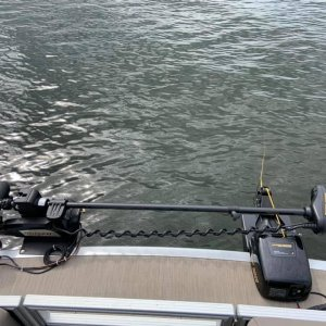 Trolling Motor & Electric Anchor 2