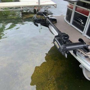 Trolling Motor & Electric Anchor 1