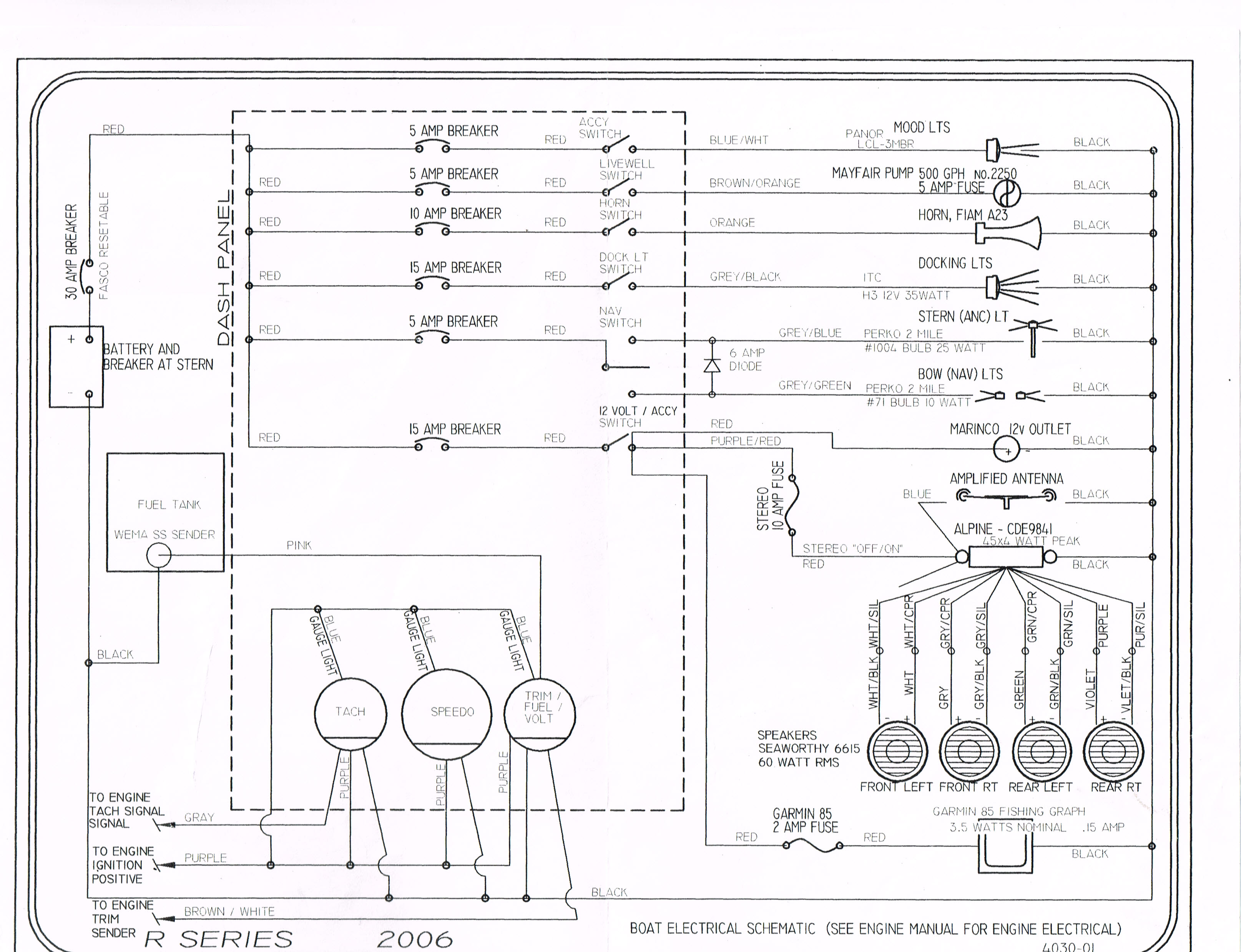 2007 Wiring Diagram